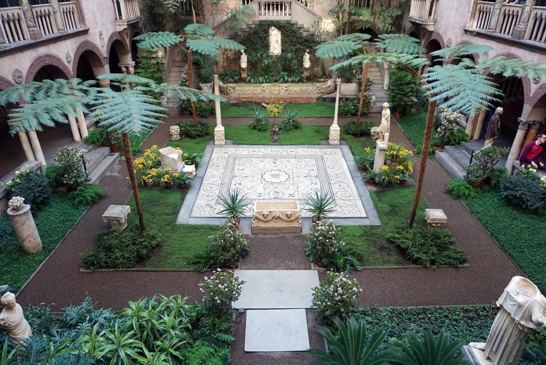 Travel With Me To: Isabella Stewart Gardner Museum