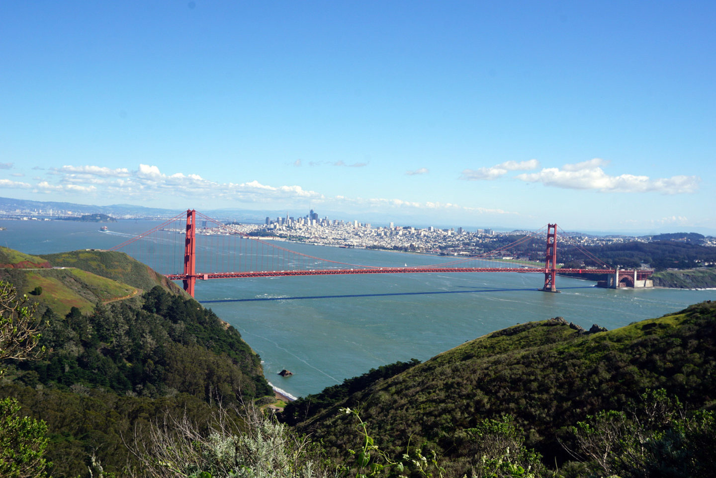Travel With Me To: Golden Gate Bridge