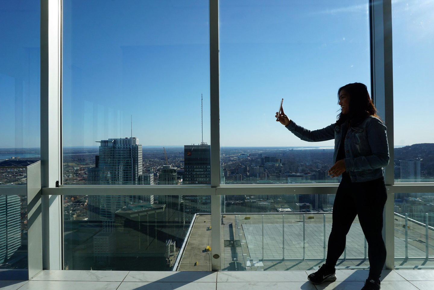 Travel With Me To: Au Sommet Place Ville Marie (Montreal)
