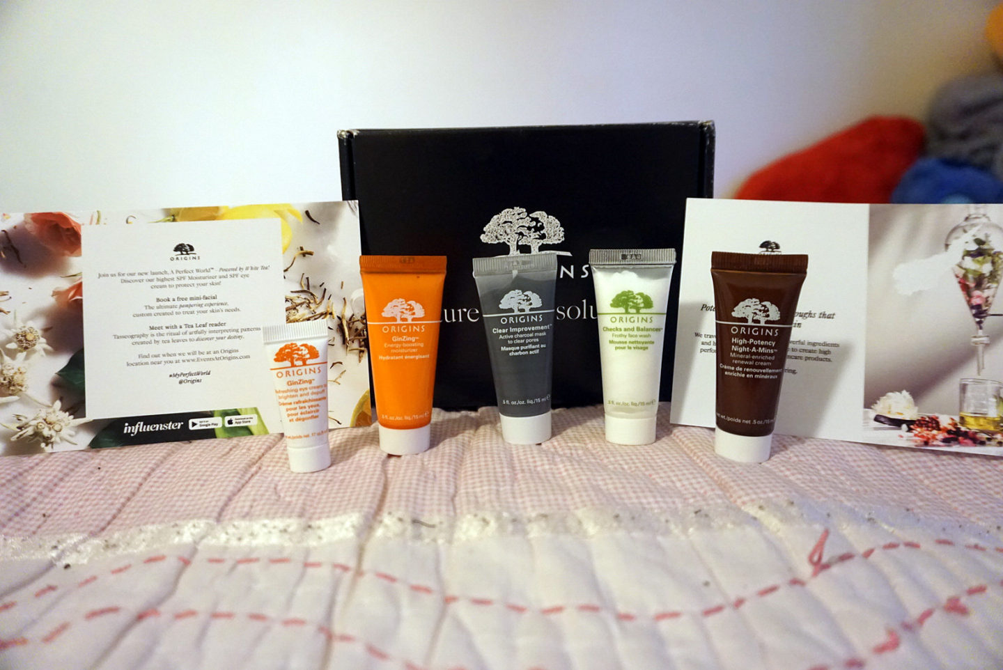 Influenster: Origins Voxbox Review