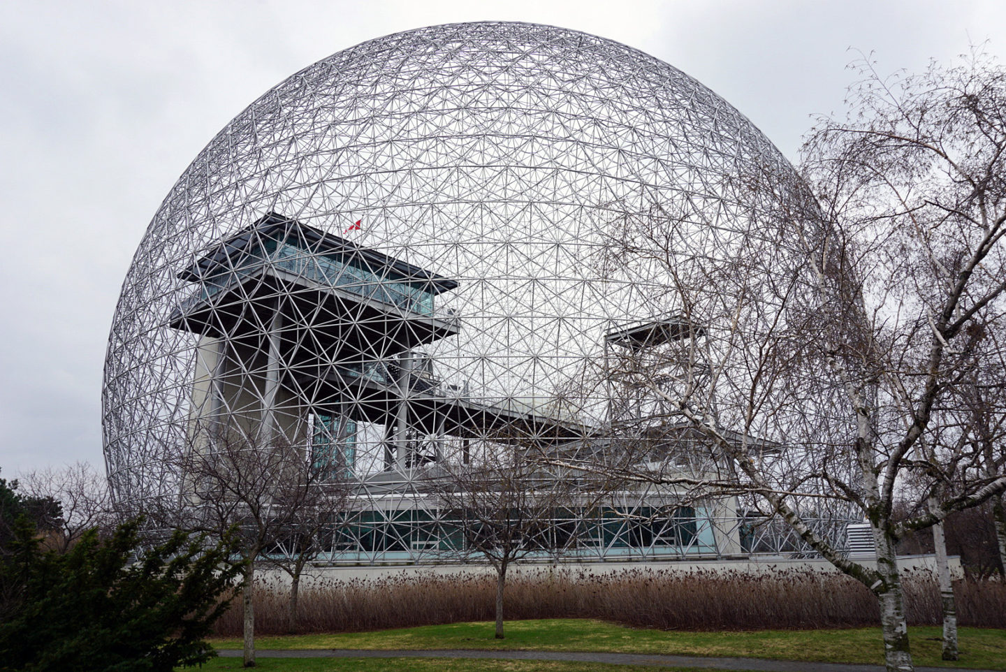 Travel With Me To: Montreal Biosphere