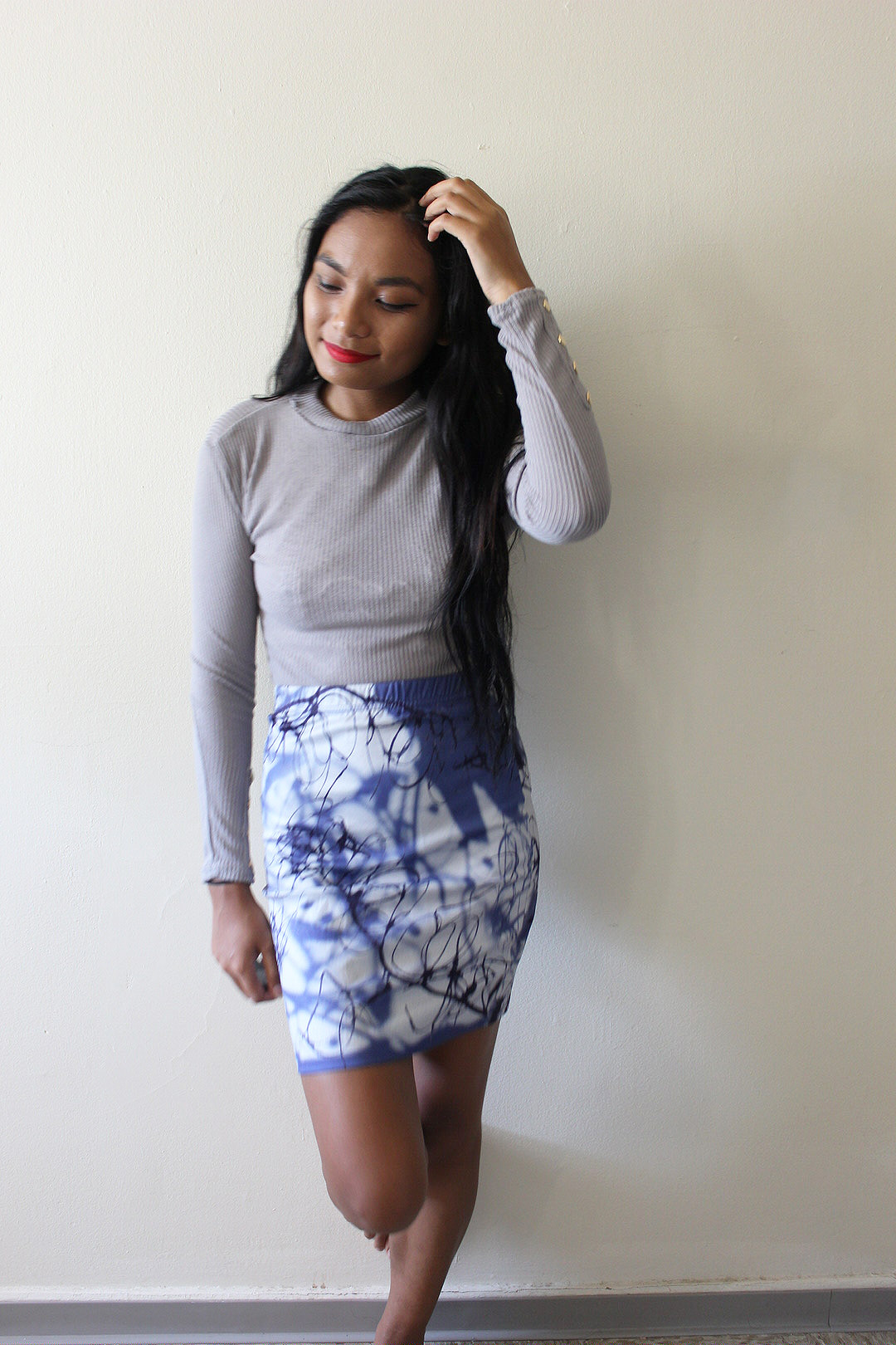 Styling Skirts & Bodysuits in the Fall