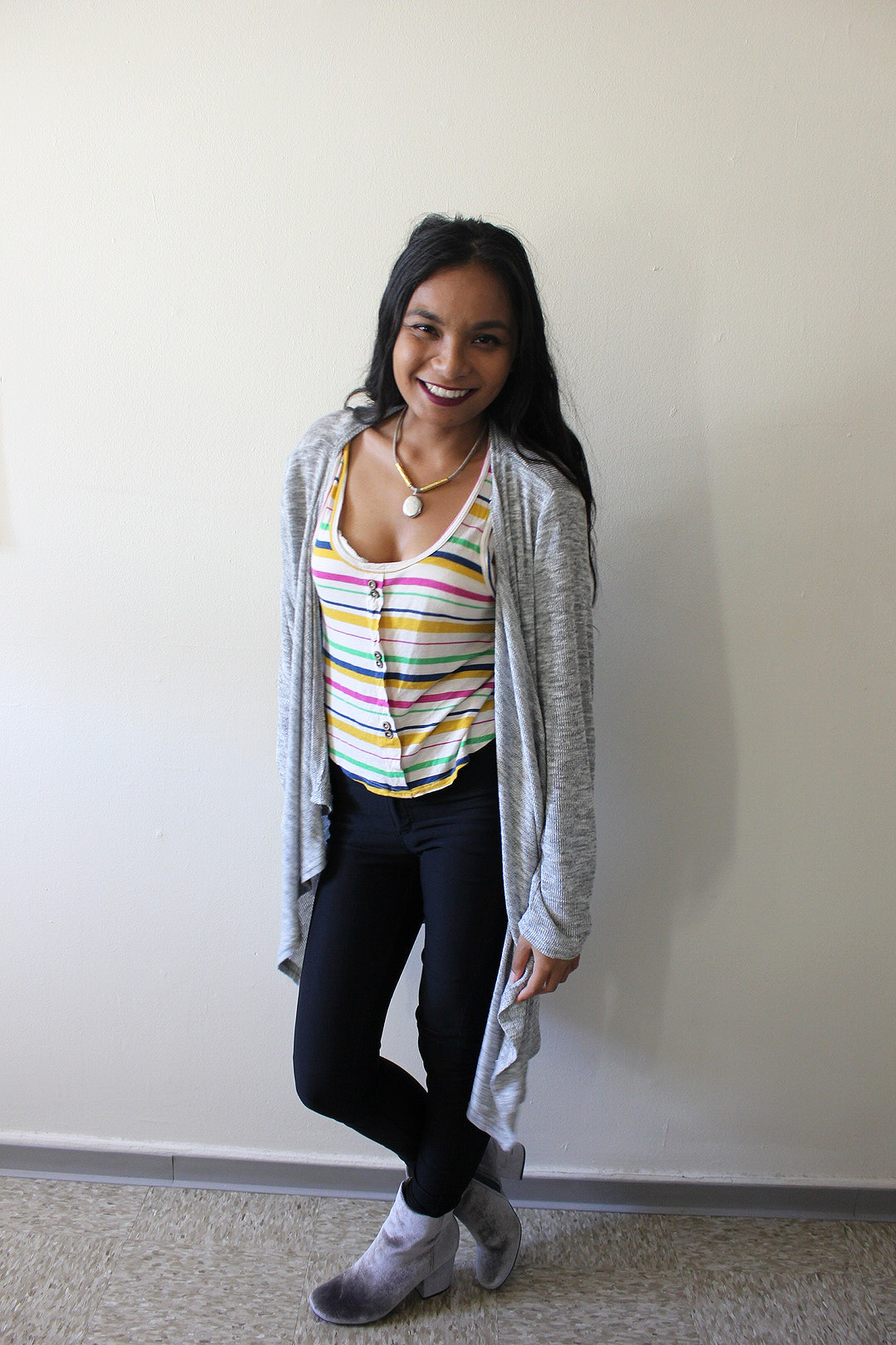Boots and Cardigans for the Fall