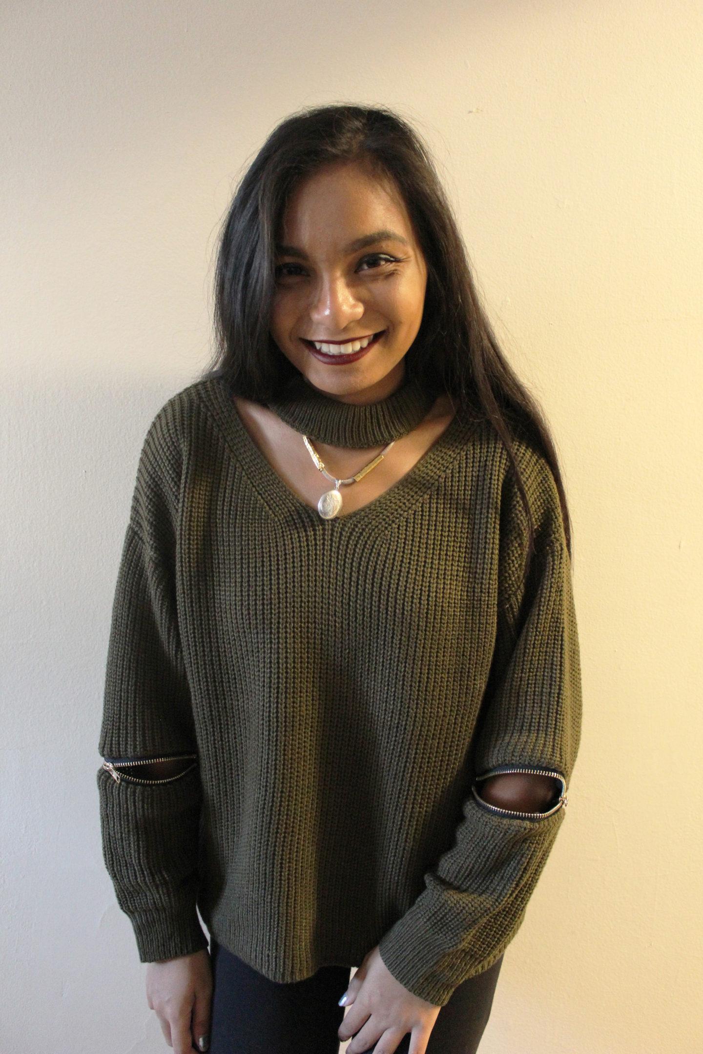 Season of Sweaters
