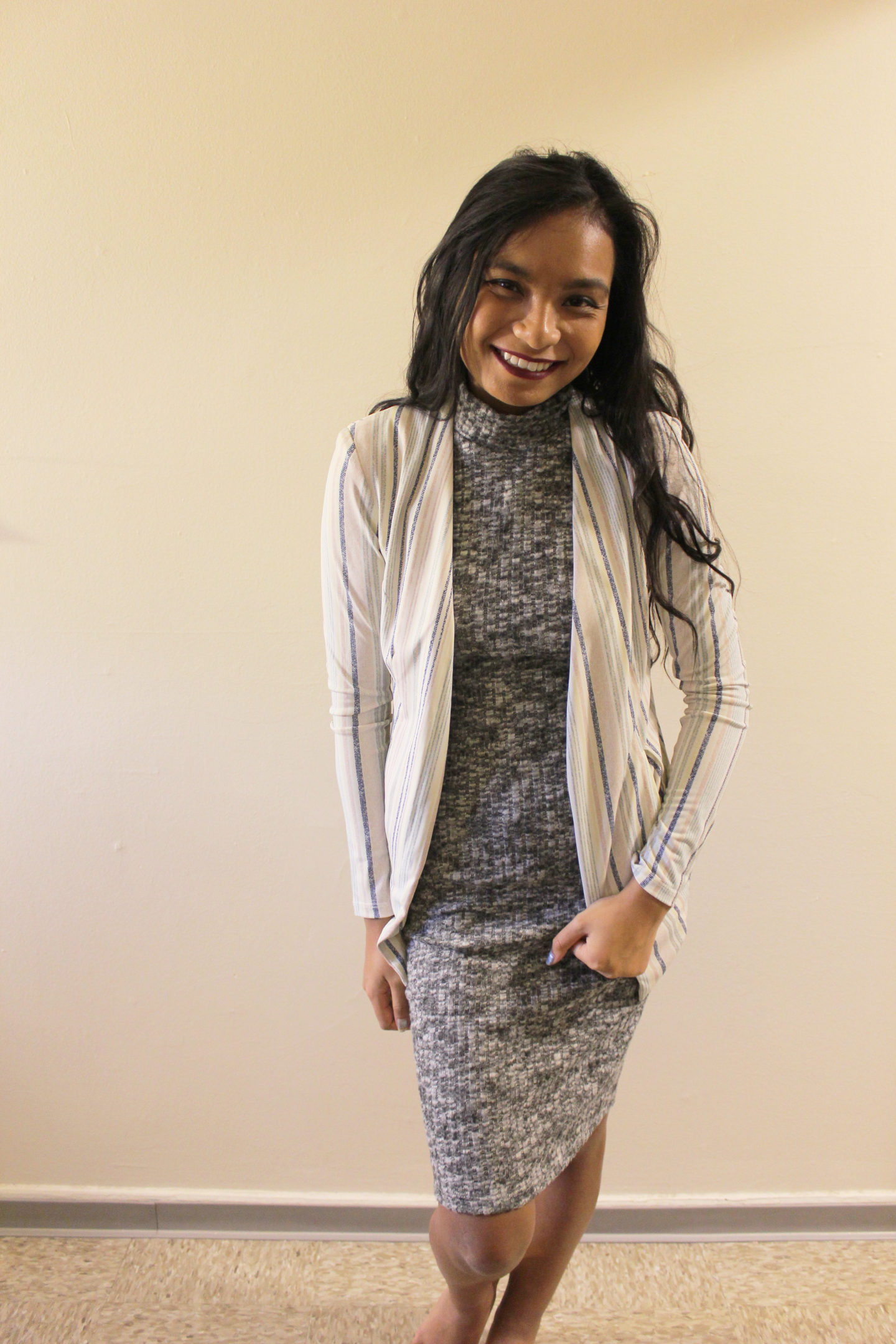 Styling Striped Blazers for Work