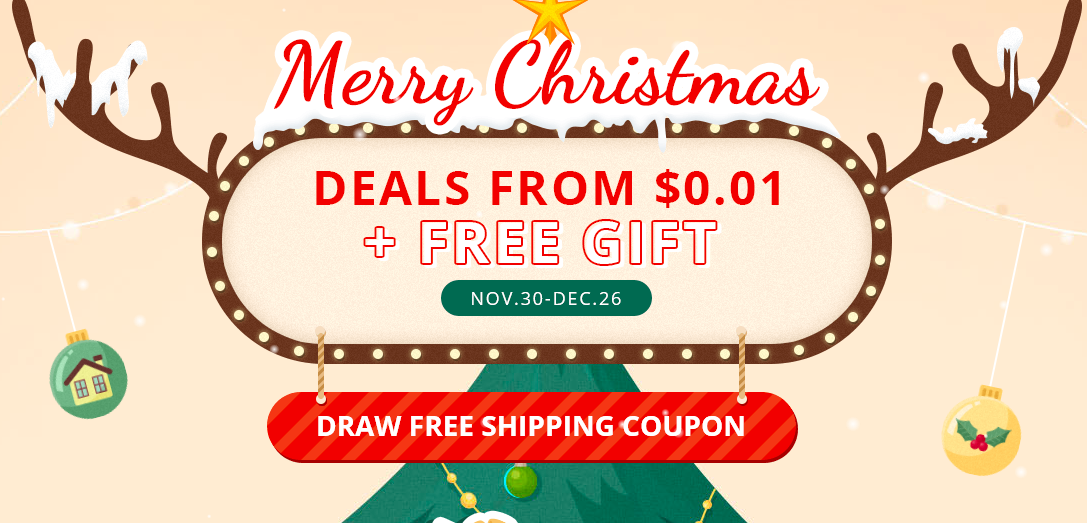 Christmas Shopping With Zaful