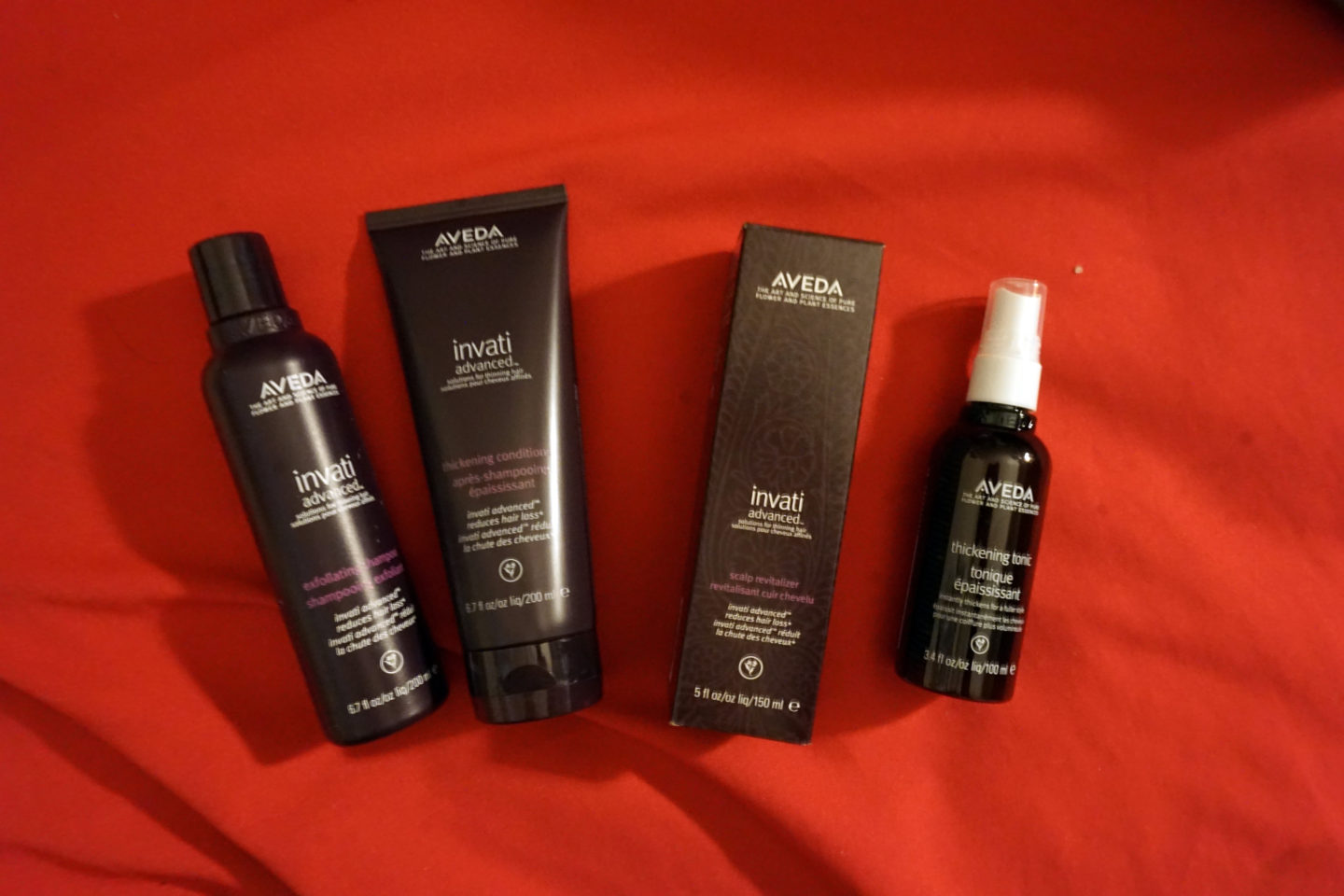 Aveda Hair Care Review