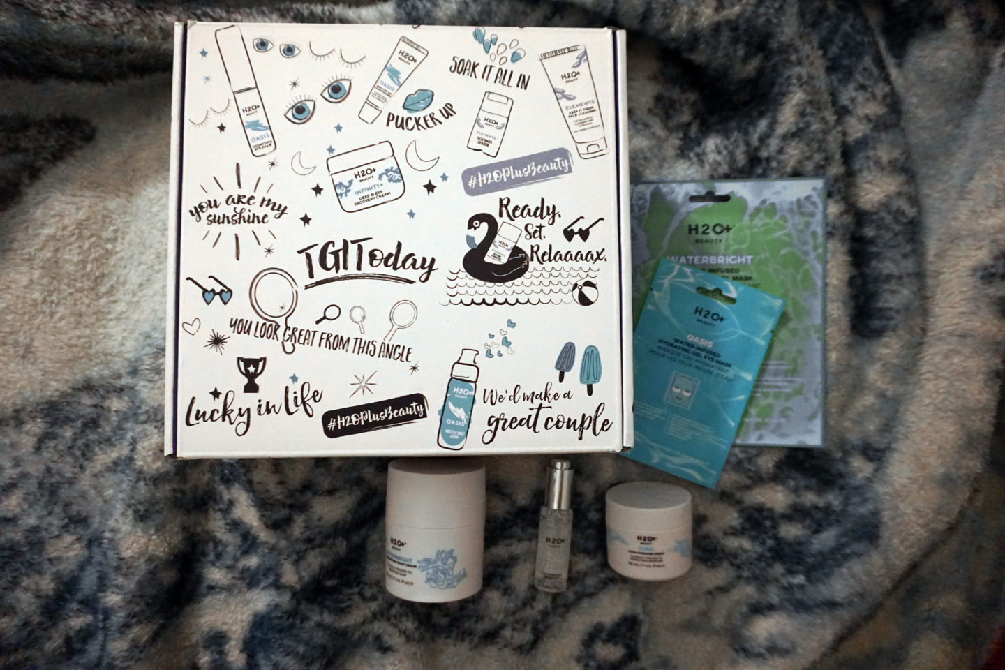 H2O+ Beauty Review