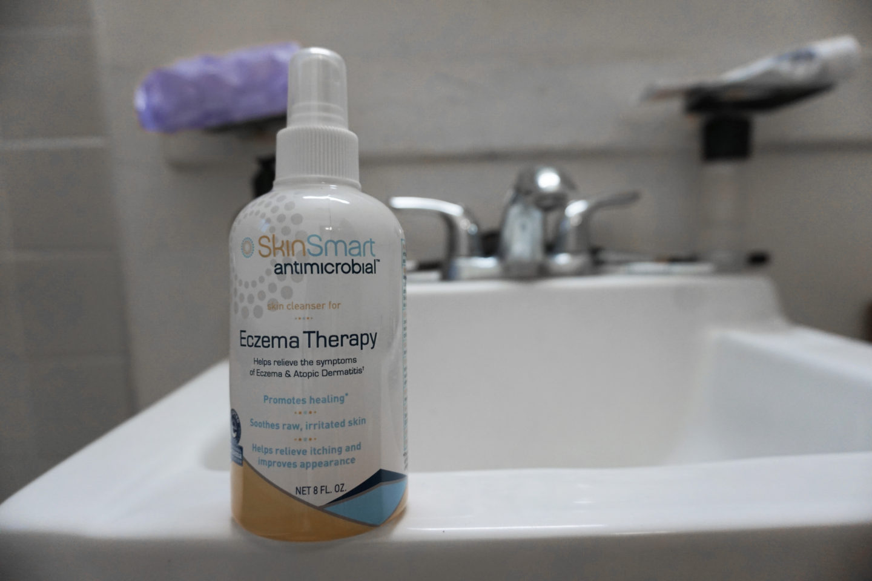 SkinSmart Antimicrobial Eczema Therapy