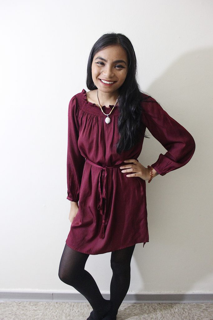 lovely maroon dress outfit and 54 maroon dress outfits pinterest